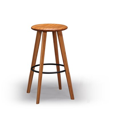 Mimosa 26 Bar Stool Finish: Caramelized