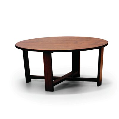 Daisy Coffee Table Color: Nutmeg