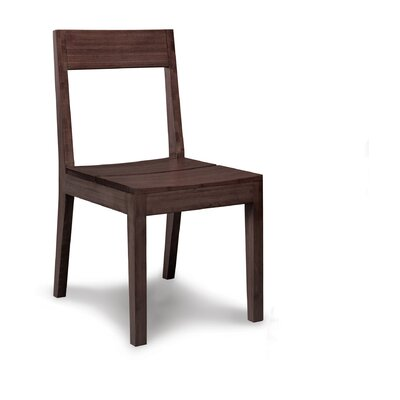 Juniper Chair Finish: Dark Chocolate