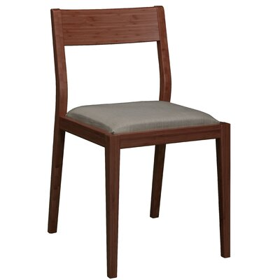 Laurel Side Chair (Set of 2) Side Chair Finish: Sable
