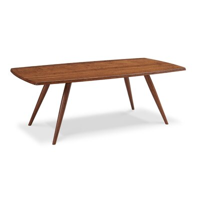 Ceres Coffee Table Size: 18 H x 30 W x 54 D