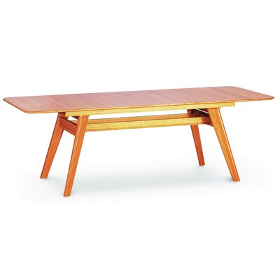 Currant Extendable Dining Table Finish: Caramelized