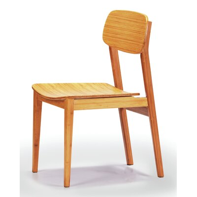 Currant Solid Wood Dining Chair Finish: Caramelized