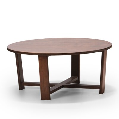 Daisy Coffee Table Color: Nitrocellulos