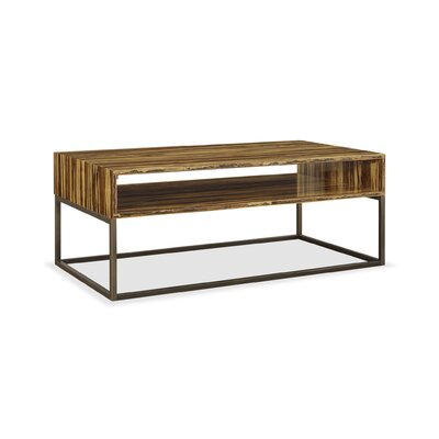 Toronto Tiger Bamboo Coffee Table