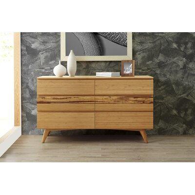 Azara 6 Drawer Dresser