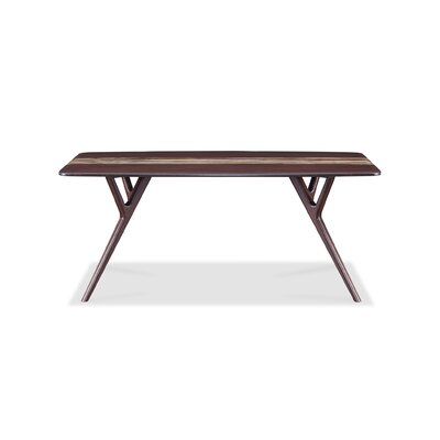 Azara Dining Table Finish: Sable
