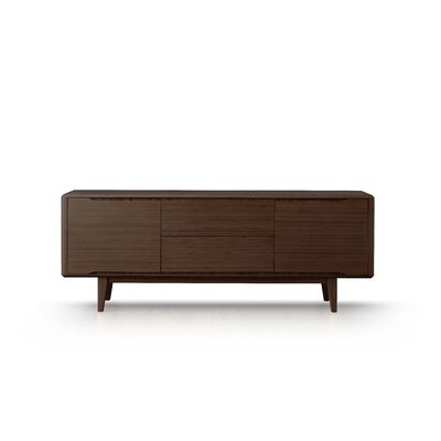 Currant Sideboard Color: Black Walnut