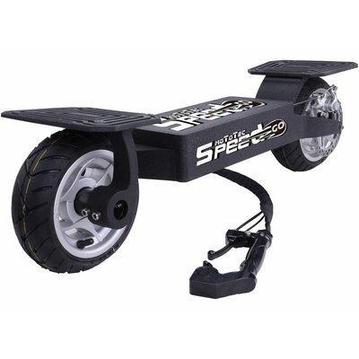 Big Toys MotoTec 36V Speed Go Battery Powered Skateboard - Color: Black