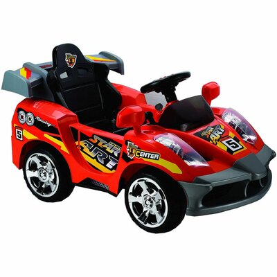 Big Toys Remote Controlled Star Car 6V in Red at Sears.com