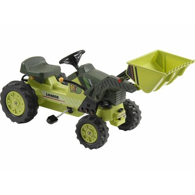 Big Toys Kalee Pedal Tractor with Loader KL-50001B
