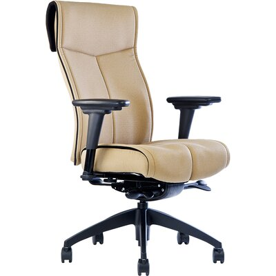 Learn more about High Back Executive Chair Back Height Product Photo