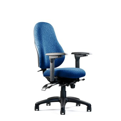 XSM Series Chair with Petite Seat and Minimal Contour Fabric: Revive - Metal, Back: High Back Product Picture 1127