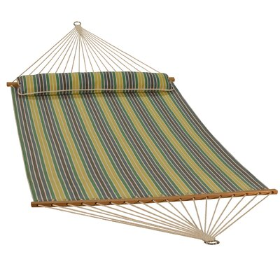 Quick Dry Polyester Tree Hammock Color: Spring Stripe