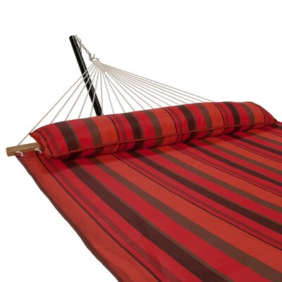 Quick Dry Polyester Tree Hammock Color: Sunset Stripe