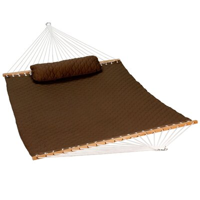 Polyester Tree Hammock Color: Chocolate