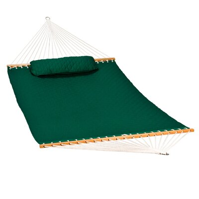 Polyester Tree Hammock Color: Green