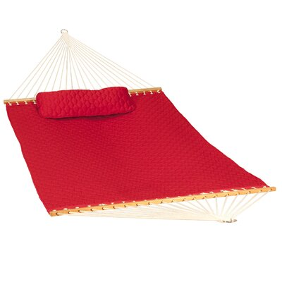 Polyester Tree Hammock Color: Red