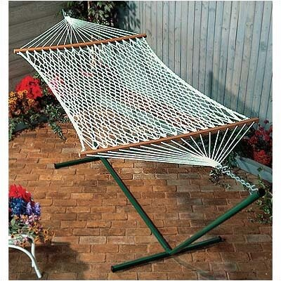 Lawson Polyester Rope Hammock Size: 11