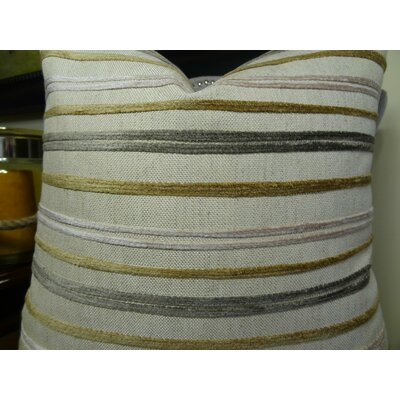 Expanse Handmade Throw Pillow Size: 20 H x 36 W