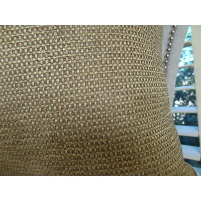 Mastria Handmade Throw Pillow Size: 20 H x 26 W