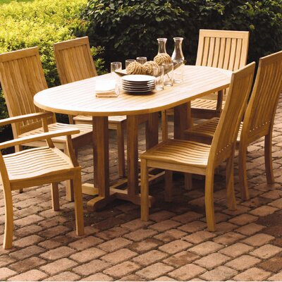 Camden Oval Dining Table