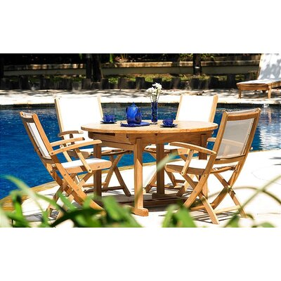 Riviera 5 Piece Dining Set