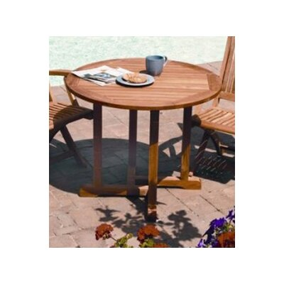 Oxford Round Dining Table Table Size: 36