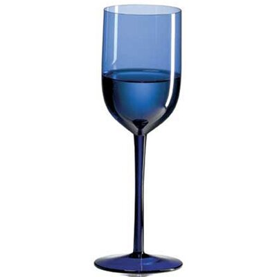 Classics 12 oz. Blue Mineral Water Glass (Set of 4)