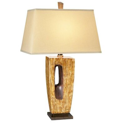 Crackle Table Lamp | Wayfair