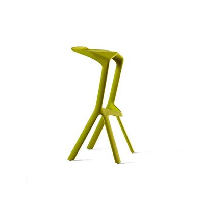 MYTO Side Chair Finish: Yellow Green