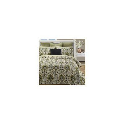 Tabriz Duvet Cover Set Size: Queen
