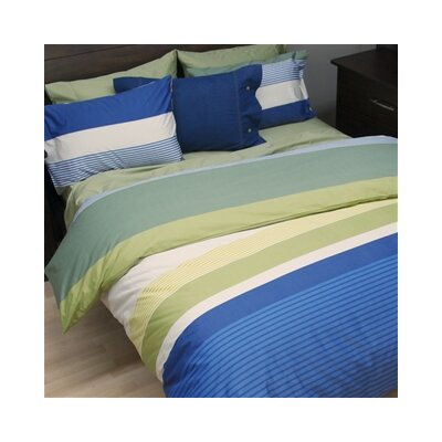 Harrison Duvet Cover Set Size: Double