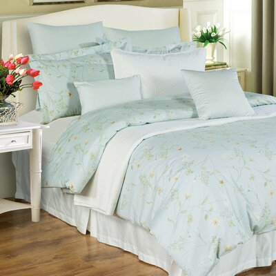 Bromley Duvet Cover Set Size: King