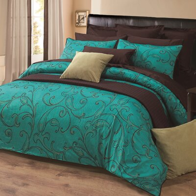 Sultan Duvet Cover Set Size: Double