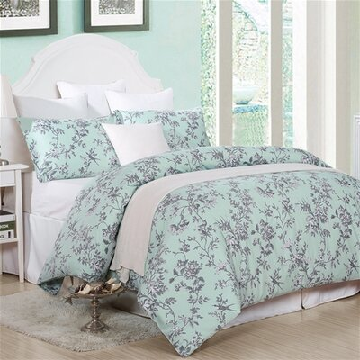 Portico Duvet Cover Set Size: King