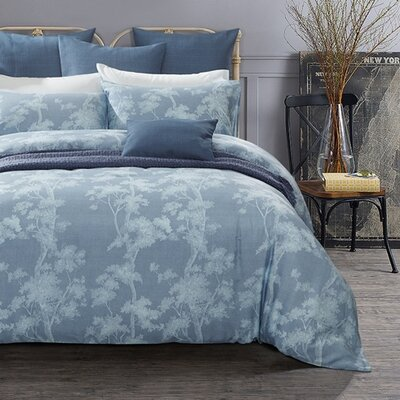 Cypress Duvet Cover Set Size: King