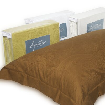 Daniadown Paisley Duvet Cover Set - Size: Queen, Color: White at Sears.com