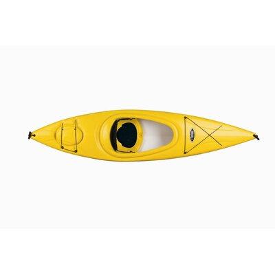 Cheap Pelican Pulse 100 X Kayak in Yellow / White (KMA10P202)