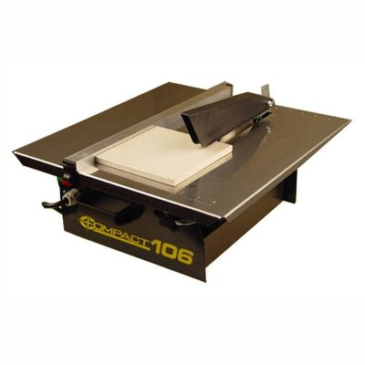 "SawMaster 0.5 HP 115 V 6"" Blade Capacity Portable Table Top Wet Tile Saw at Sears.com"