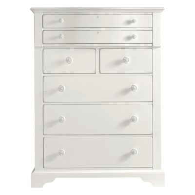 Coastal Living Retreat 7 Drawer Chest Color: Saltbox White