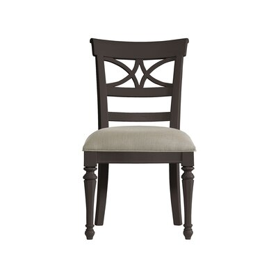Coastal Living Retreat Sea Watch Side Chair Finish: Goucester Grey