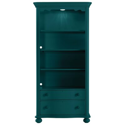 Coastal Living Retreat 78 Bookcase Finish: Belize Teal Product Image 2416