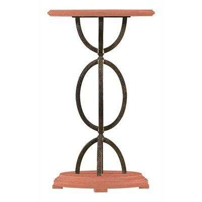 Resort Sol Playa End Table Finish: Melon
