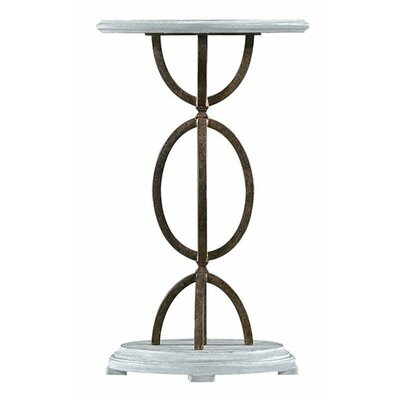 Resort Sol Playa End Table Color: Sea Salt
