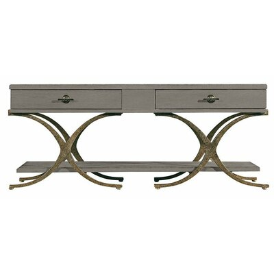 Resort Coffee Table with Storage Color: Morning Fog