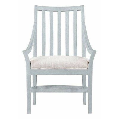 Resort Solid Wood Dining Chair Finish: Sea Salt