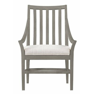 Resort Arm Chair Finish: Morning Fog