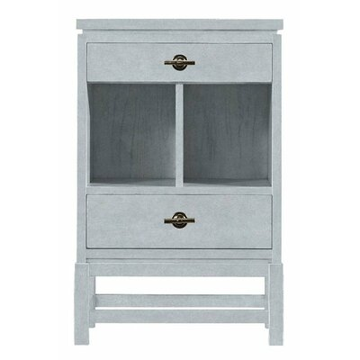 Resort Nightstand Finish: Sea Salt
