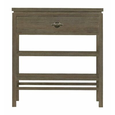 Resort 1 Drawer Night Stand Finish: Deck